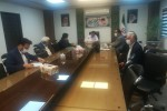 جلسه روسای هیات مدیره و مدیران عامل شرکت های تعاونی