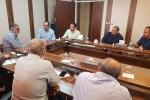 جلسه اتحادیه تعاونی های روستایی شهرستان شهریار