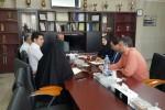 دومین جلسه شورای معاونین در سال 96