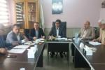 اولین جلسه کمیته بازنگری اساسنامه شرکت تعاونی شباهنگ