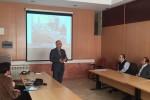 سخنرانی جناب مهندس عسکری در دانشگاه شهید بهشتی