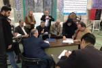جلسه انتخابات و نتایج نمایندگان گروه کهنز شرکت شباهنگ